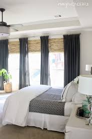 Windows Treatment Ideas For Living Room by Best 25 Bedroom Curtains Ideas On Pinterest Window Curtains