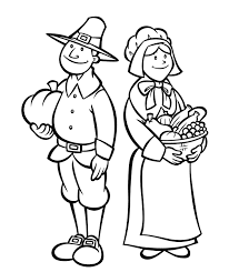 thanksgiving coloring books thanksgiving coloring pages pilgrims sharing with indian