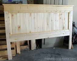 best 25 diy headboard wood ideas on pinterest barn wood