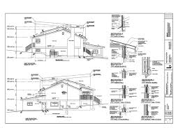 floor plan construction drawing example construction document