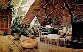 Japanese Dome House Moon To Moon Geodesic Domes