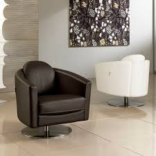 Leather Chairs Living Room by Living Room Stunning Trinidad Stye Of Leather Swivel Chair Living