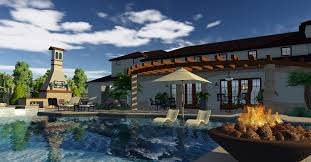 3d pool and landscaping design software overview vip3d