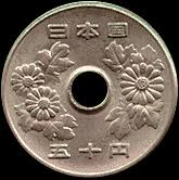 сколько стоит японская йена