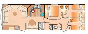 Caravan Floor Plan Layouts Butlins Holiday Caravans Caravan For Hire Butlins Minehead