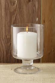 lighting interesting glass pillar candle holder attractive
