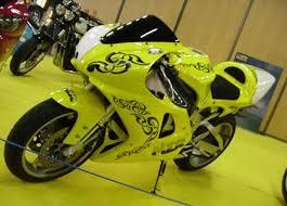 imagenes de motos deportivas tuning 2011
