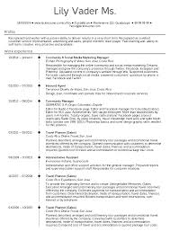 What Is The Profile In A Resume How To Write A Professional Summary On A Resume Career Help Center