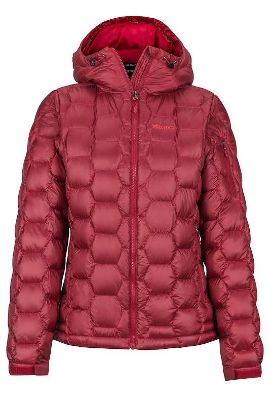Marmot Ama Dablam Jacket Sienna Red S 77790-6005-S