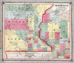 Map Of Wisconsin And Illinois by Map Of Wisconsin And Minnesota Wisconsin Map