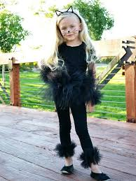 Kitten Costumes Halloween Traditional Black Cat Halloween Costume Tos Diy