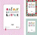 Projet d'affiche pour le SALON DU LIVRE de paris | Grapheine Blog ...