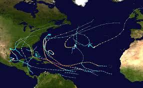 Saison cyclonique 2017 dans l'océan Atlantique nord