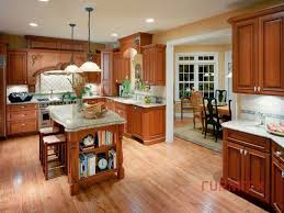 Kitchen Oak Cabinets by Kitchen Cabinets Granite Countertops Oak Cabinets And White