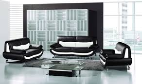 Leather Chairs Living Room by Black And White Living Room Fascinating Black And White Chairs