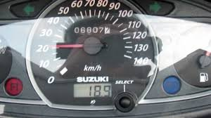 0 100 suzuki burgman uh 125 k7 acceleration youtube