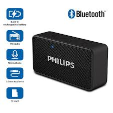 Philips Home Appliances Dealers In Bangalore Philips Bt64b Portable Bluetooth Speakers Amazon In Electronics