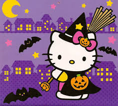 cute fall wallpaper backgrounds hello kitty halloween background 50 hello kitty wallpaper and