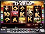 Игральный аппарат Sparta