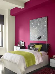 Best  Pink Accent Walls Ideas On Pinterest Pink Accents Pink - Colorful bedroom design ideas