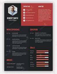Resume      Amazing The Best    Captivating Free Templates       cool resume