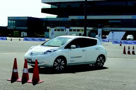 nissan leaf new zealand nissan tests indian waters for all electric leaf