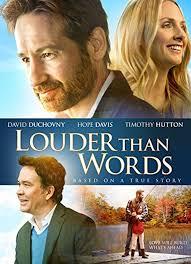 Mas allá de las palabras (Louder Than Words) ()