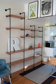 Build Wooden Shelf Unit by Wall Shelves Design Building Shelves On Wall Design How To Build
