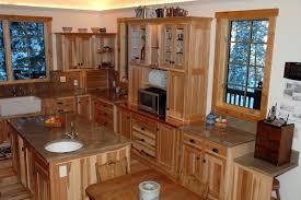 Hickory Kitchen Cabinet Doors Kitchen Inspiring Kitchen Storage Design Ideas With Menards