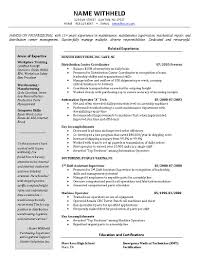 occupational therapy resume examples warehouse resume sample resume template sample resume in warehouse sample effective resume physical therapist resume template and resume examples for warehouse
