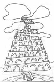online for kid tower of babel coloring page 74 in free coloring