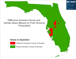 Orlando Florida On Map by Looking At The Florida Redistricting Maps Offered By The