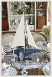 Dining Room Table Pictures French Farmhouse Nautical Dining Room Welcome Home Summer Tour