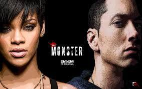 متن و ترجمه اهنگ Eminem Ft. Rihanna The Monster