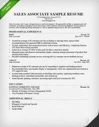 Retail Sales Associate Resume Sample sales associate resume     Retail Sales Associate Resume Sample sales associate resume objective