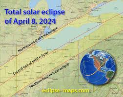 Weather Map Ohio 2024 Total Eclipse Covers Most Of Ohio And Pa Butler Dispatch