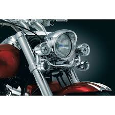 kuryakyn constellation driving light bar 5001 harley davidson