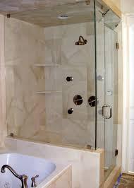 shower glass panel for contemporary bathroom styles amaza design