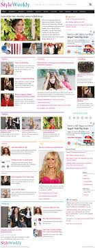 Download StyleWeekly WordPress Theme   Fashion Magazine Theme