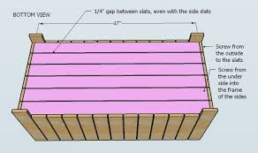Plans To Build A Storage Bench by Ana White Outdoor Storage Bench Diy Projects