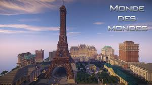 Minecraft New York Map Download by
