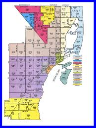 Zip Code Map Of Los Angeles by Miami Dade Zip Code Map Zip Code Map