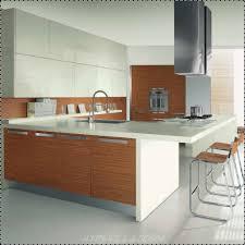 kitchen room witching modern style kitchen interior brown wooden