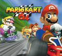 Mario Kart 64 - 100cc Star Cup (1st Jan 2015)
