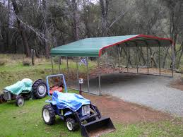 Carport Styles by Metal Building Styles Castle Buildings Inc