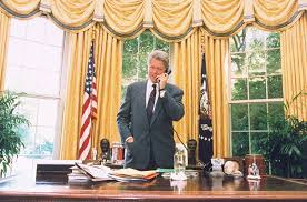trump desk president donald trump has started redecorating the oval office