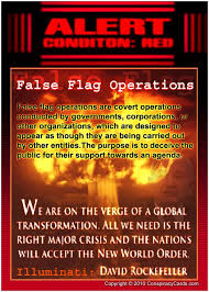 March 22 2013 False Flag | Politics