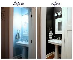 Tiny Powder Room Ideas Best Powder Rooms Artofdomaining Com