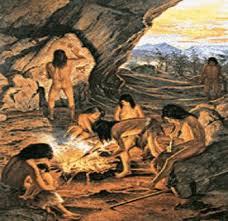 hompres prehistoricos