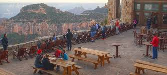 Visitor Centers Information And Museums Grand Canyon National - Grand canyon lodge dining room